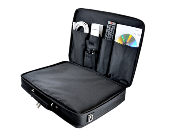 Avtex AK653 Carry Case Inside